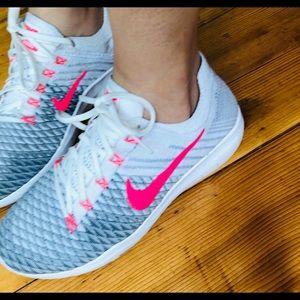 Nike free run knit sneakers